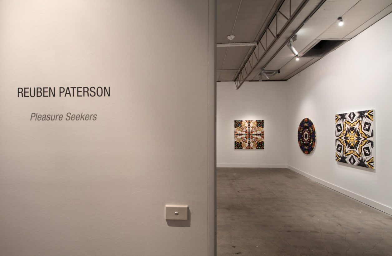 Exhibition View. Photo: Tim Gresham.