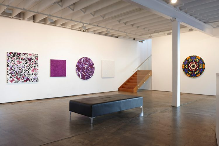 Installation view, Martin Browne Contemporary, 2013.